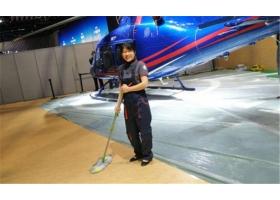 上海展会展厅保洁价格一般多少钱?